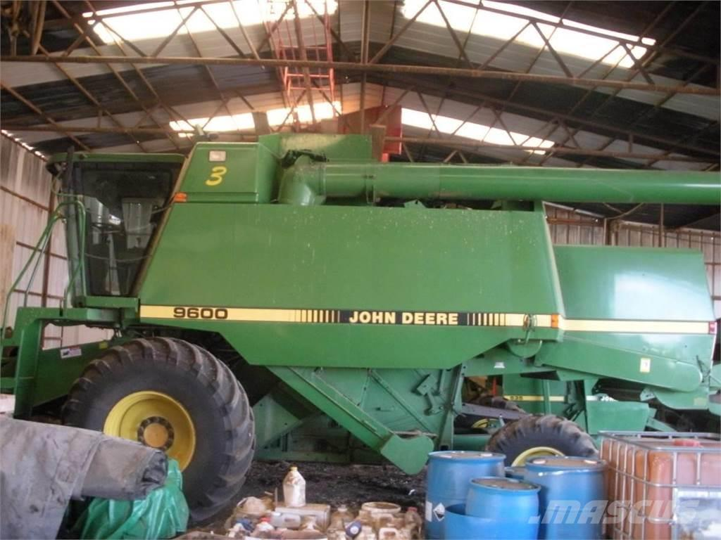 John Deere 9600