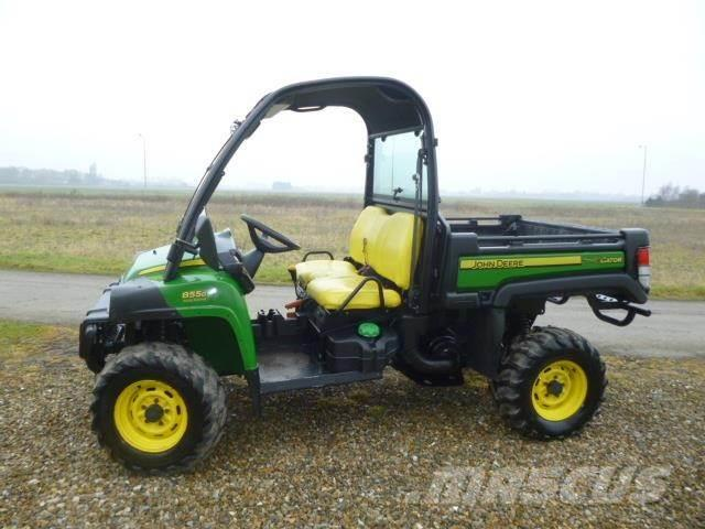 John Deere Gator >> Used John Deere Gator Utility Machines Price 9 778 For Sale