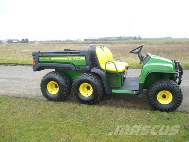 john deere gator th wisbech utility machines price 7 995 year of manufacture 2009 mascus uk. Black Bedroom Furniture Sets. Home Design Ideas