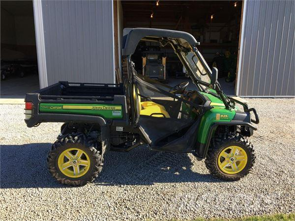 john deere gator xuv 825i bouwjaar 2017 prijs utiliteitsmachines mascus nederland. Black Bedroom Furniture Sets. Home Design Ideas