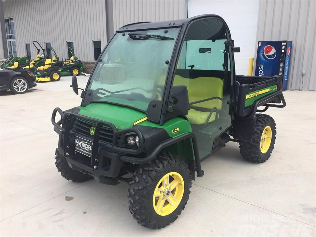 John Deere Gator Xuv 825i For Sale Wabash Indiana Price