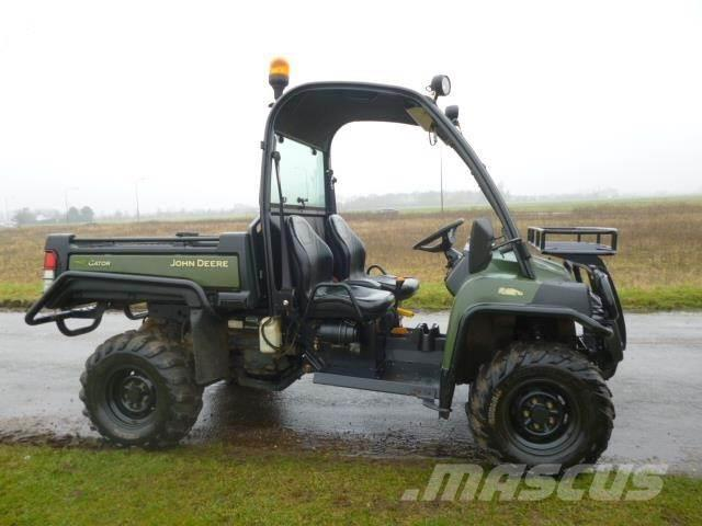 used john deere gator xuv 855d utility machines year 2011 price 8 867 for sale mascus usa. Black Bedroom Furniture Sets. Home Design Ideas