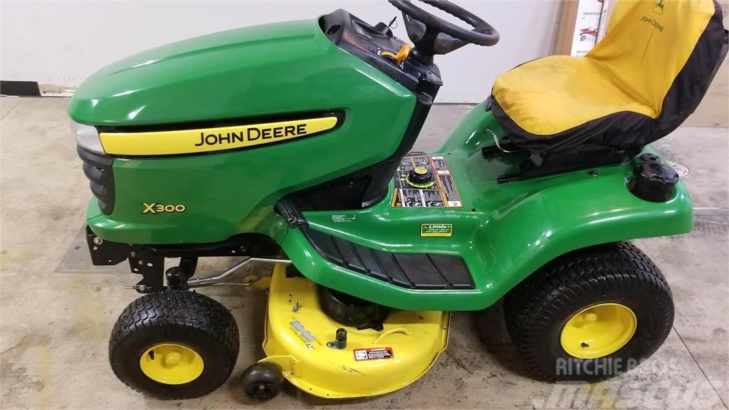 John Deere X300