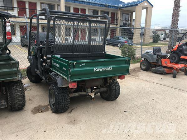 Kawasaki Mule 3010 Trans4x4