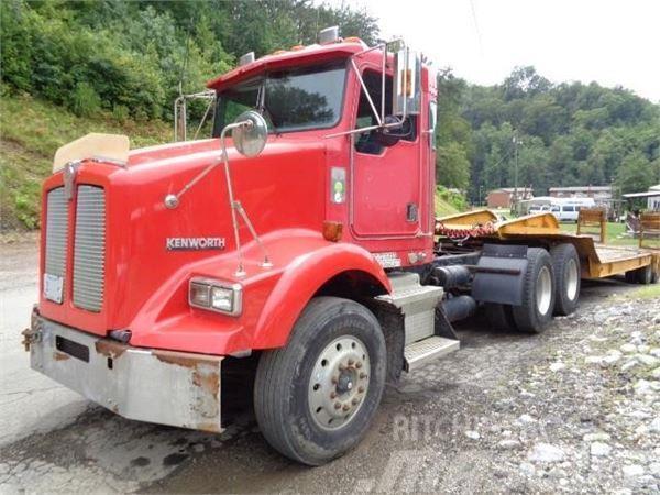 Kenworth T450