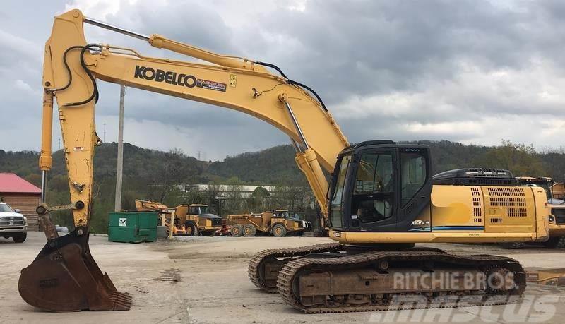 Kobelco SK350-9
