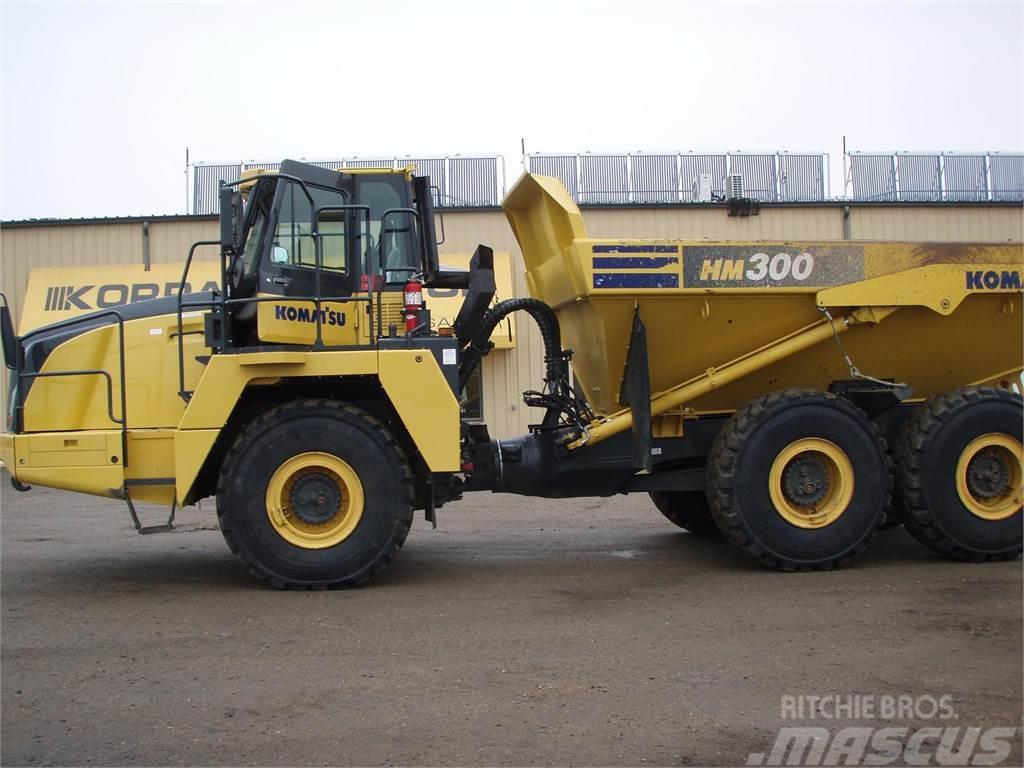 Komatsu HM300-3