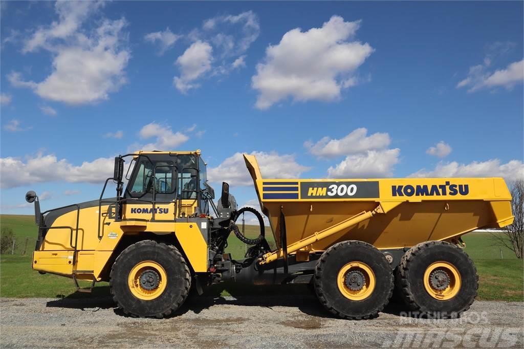 Komatsu HM300-5