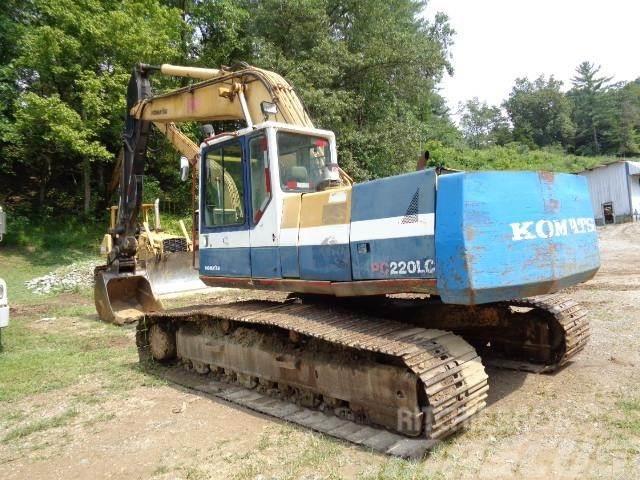Komatsu PC220 LC-5