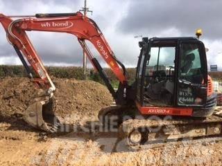 kubota kx080 4 , 2016 crawler excavators mascus ireland