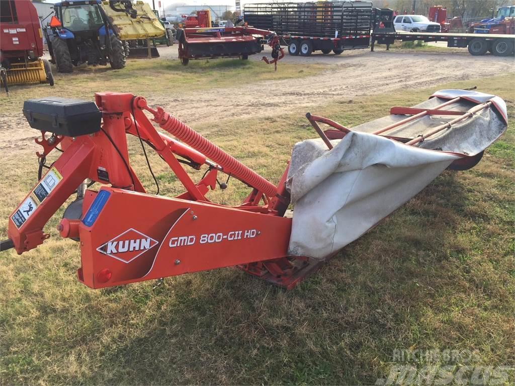 Kuhn GMD800GIIHD