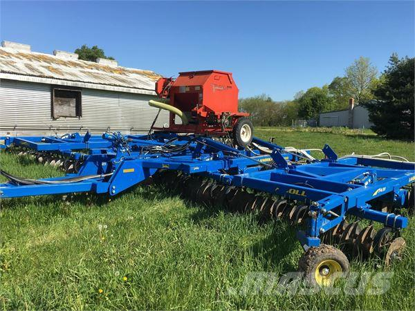 Landoll 7431-33, 2012, Other tillage machines and accessories