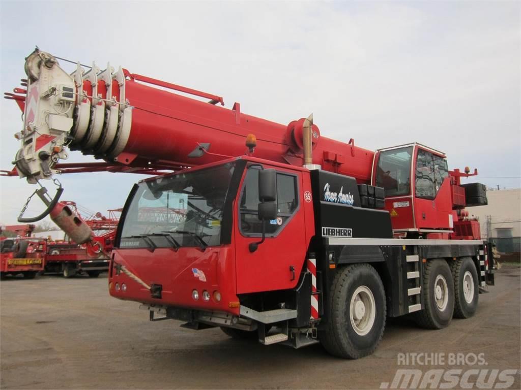 Liebherr LTM1055