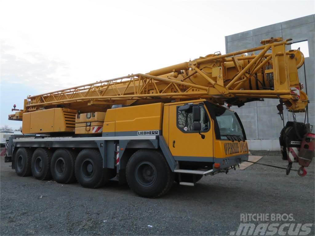 Liebherr LTM1100-2