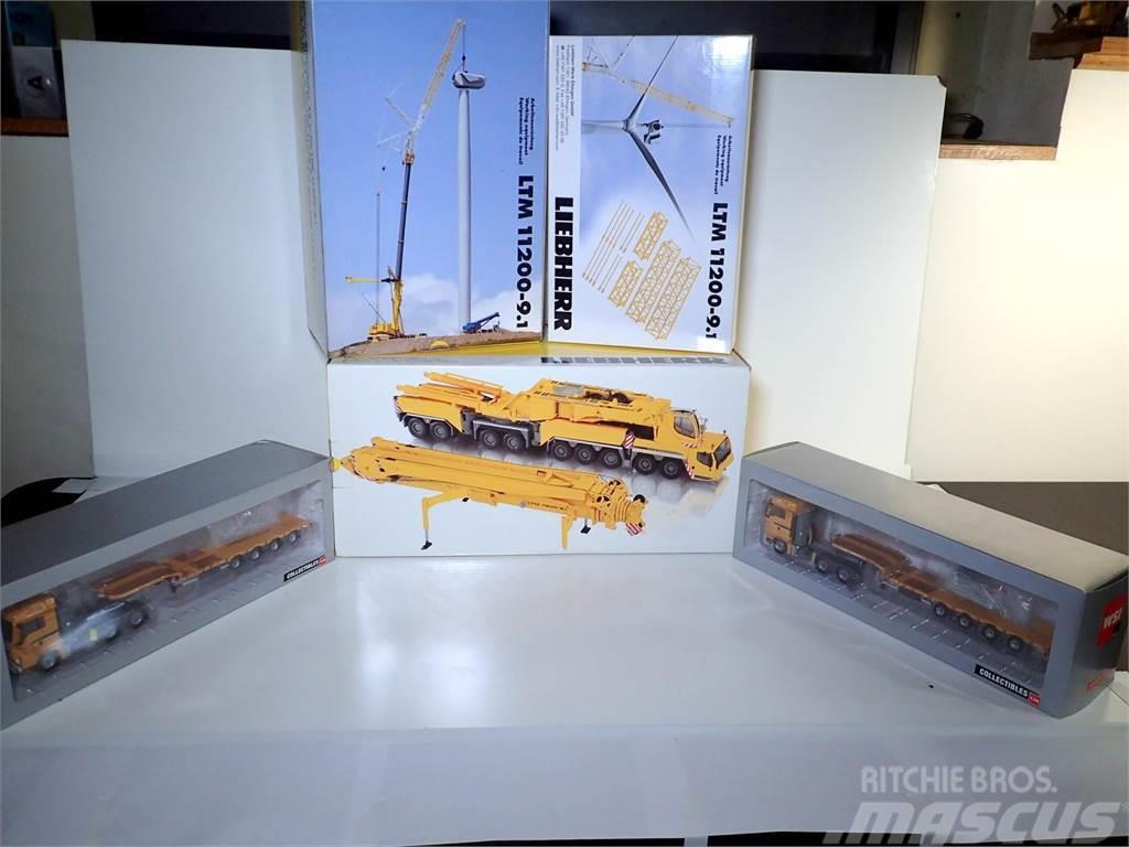 Liebherr LTM11200-9.1 BUNDLE