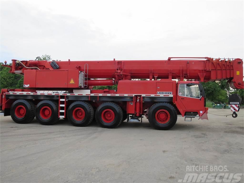 Liebherr LTM1150-1