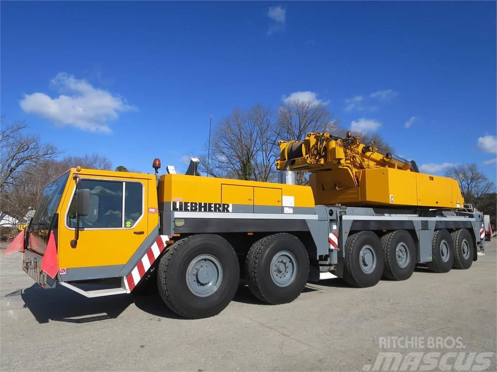 Liebherr LTM1250-1