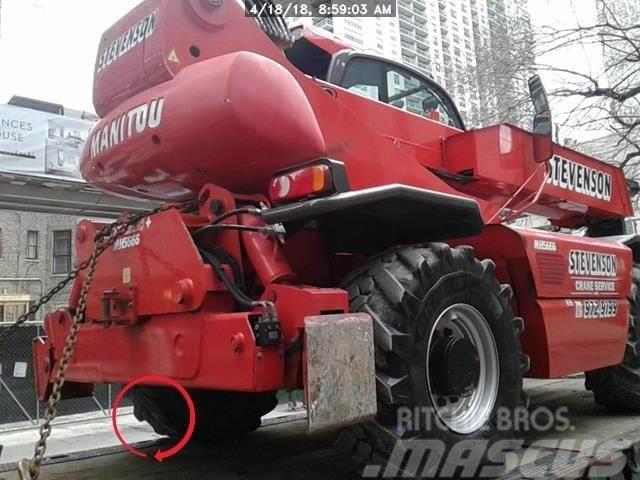 Manitou MRT2150+
