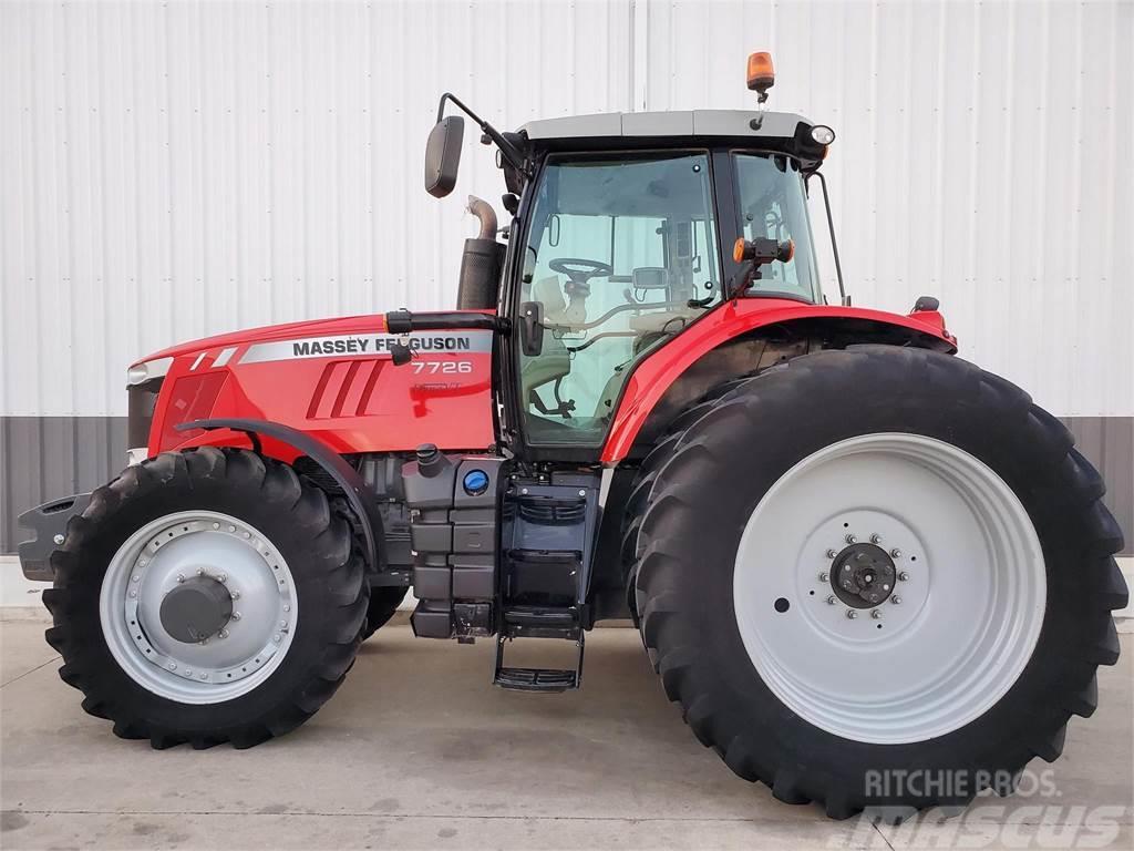 Massey Ferguson 7726 DYNA-VT