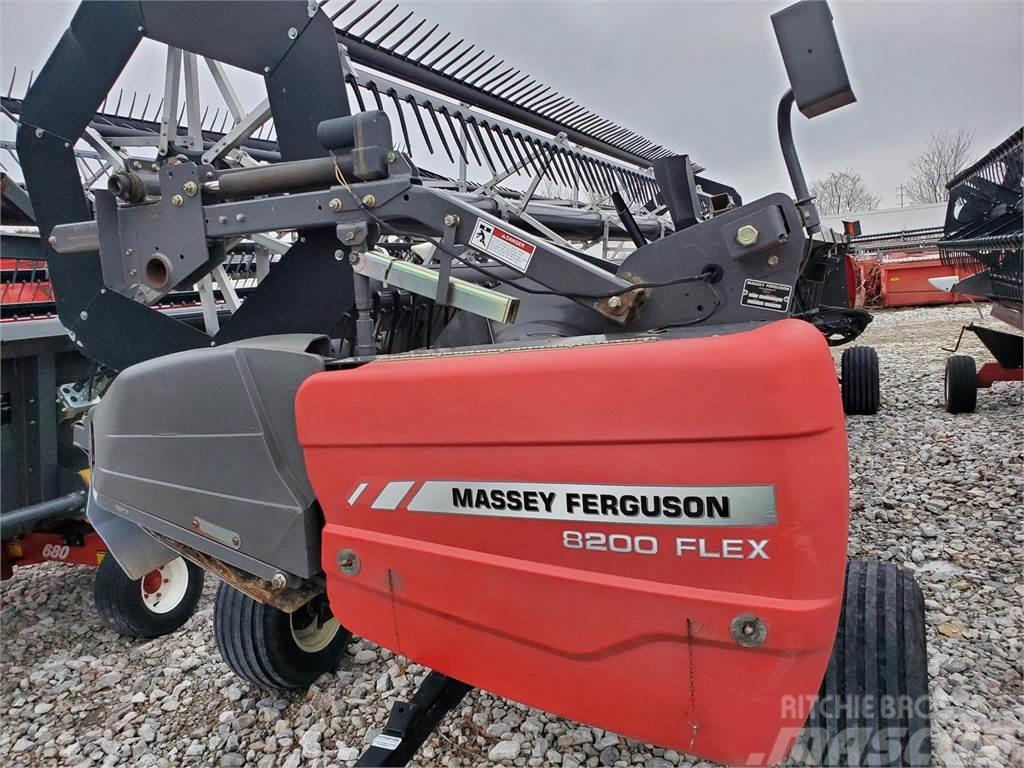 Massey Ferguson 8200-25