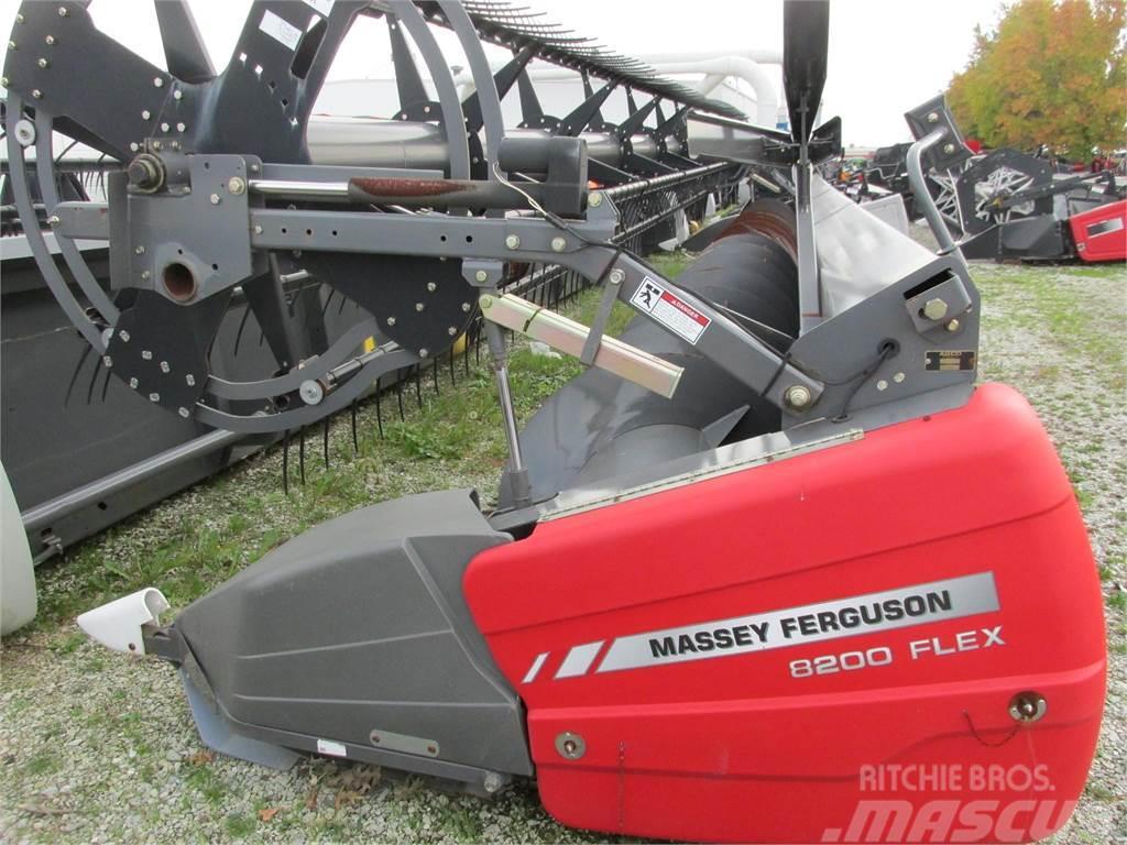 Massey Ferguson 8200-35