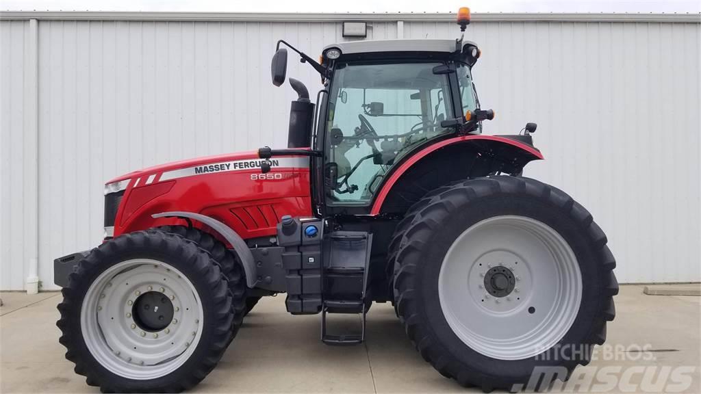 Massey Ferguson 8650