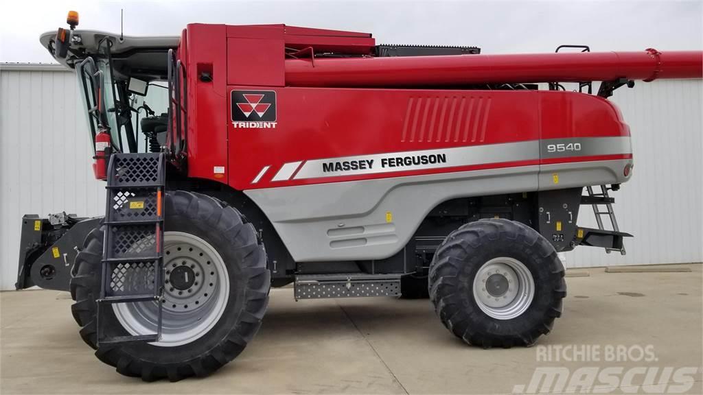 Massey Ferguson 9540
