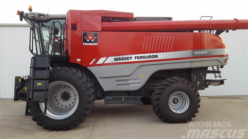 Massey Ferguson 9560