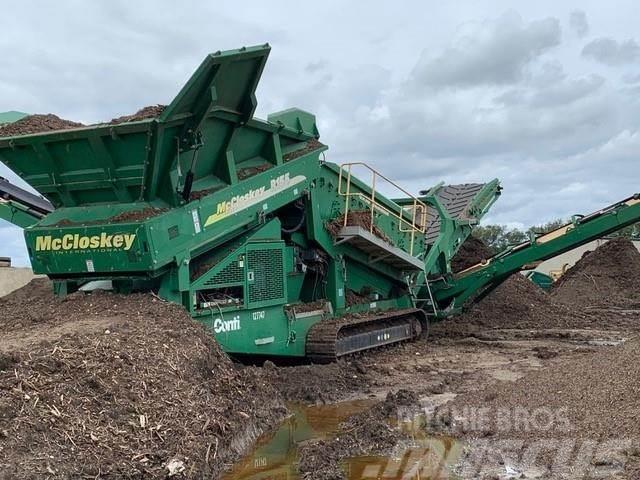 McCloskey R155