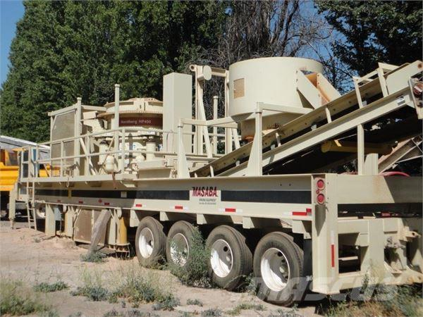 Used Metso Hp400 Crushers Year 2012 Price 345 000 For