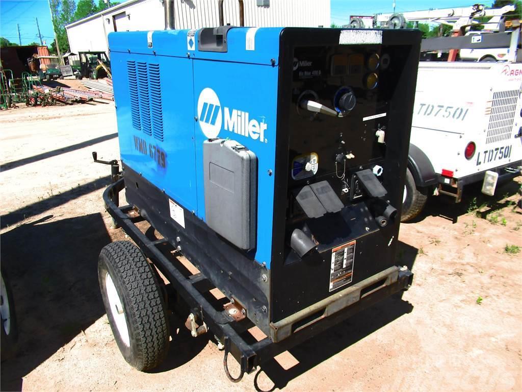 Miller BIG BLUE 400