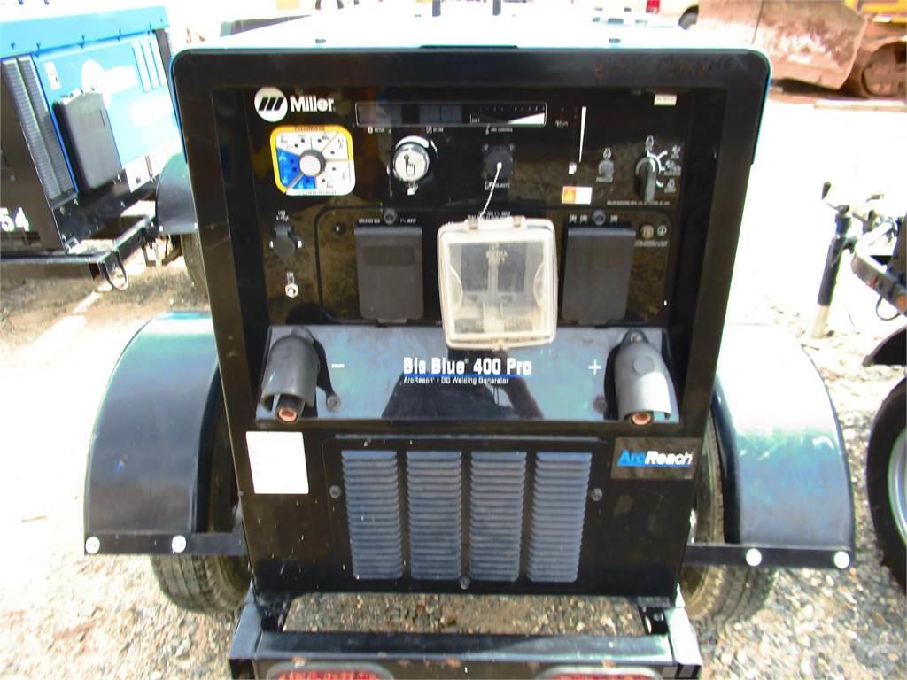 Miller BIG BLUE 400 PRO