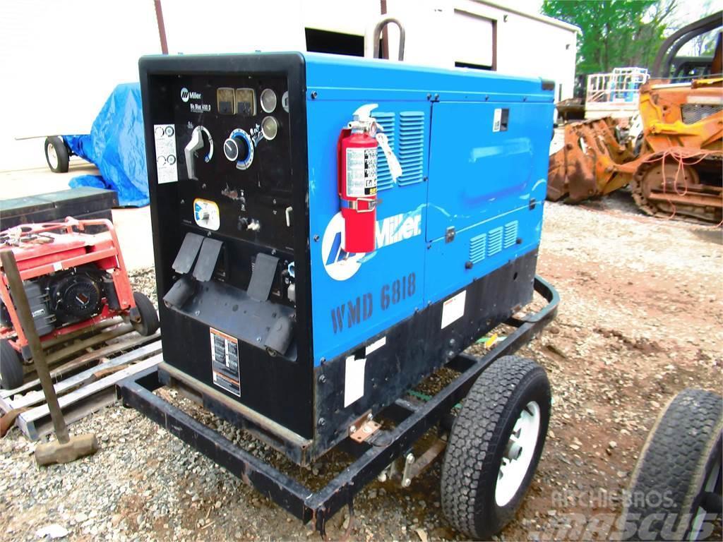 Miller BIG BLUE 400D