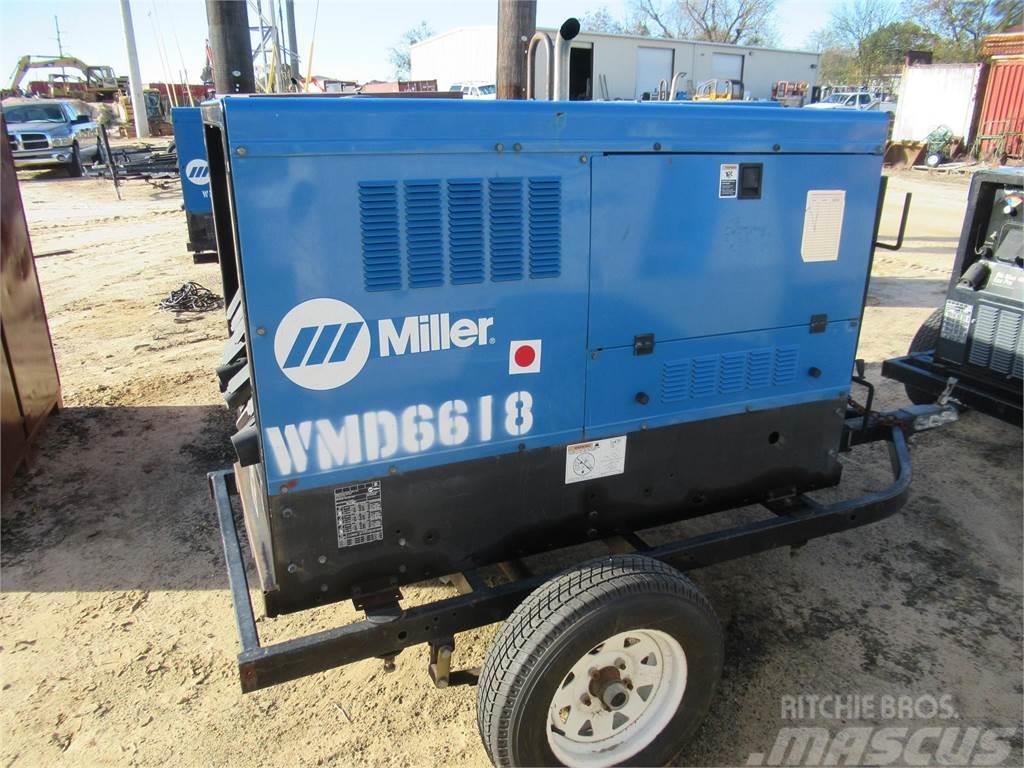 Miller BIG BLUE 700 DUO PRO