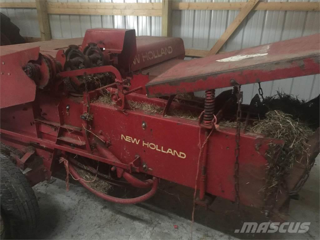 New Holland 273