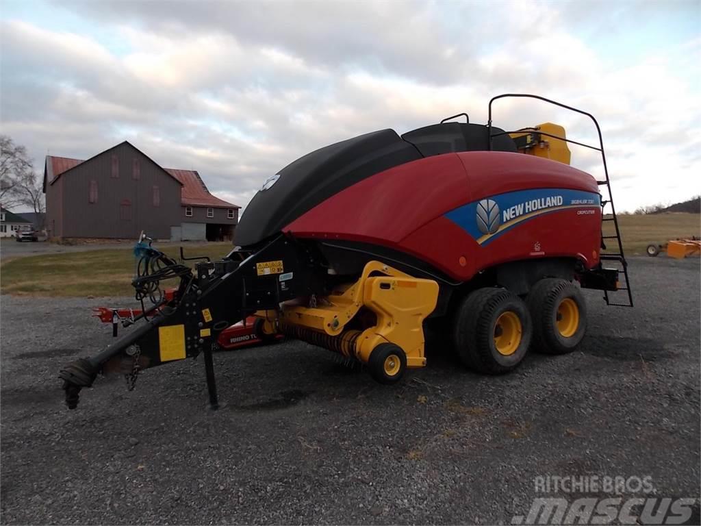 New Holland BIG BALER 330