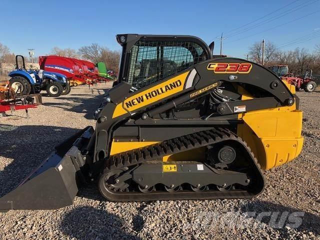 New Holland C238 Skid Steer Loaders Year Of Manufacture 2018