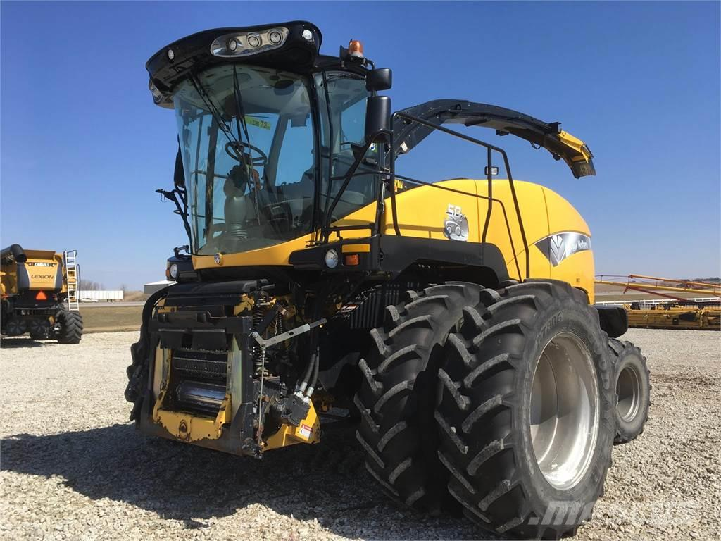 New Holland FR9090, 2011, Forage harvesters