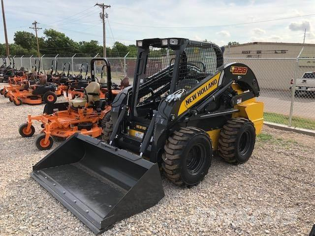 New Holland L228 Skid Steer Loaders Year Of Manufacture 2018