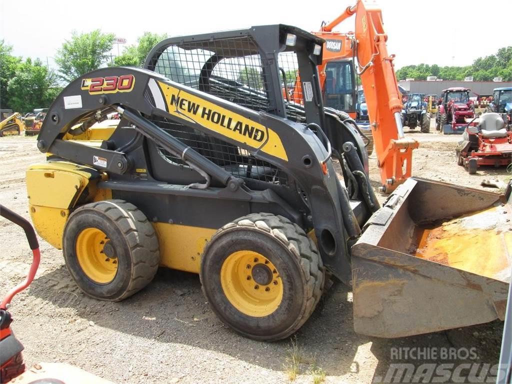 New Holland L230