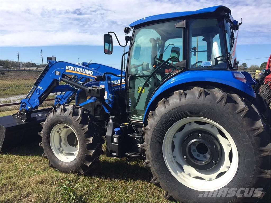 New Holland Powerstar 100 For Sale Sealy Texas Price