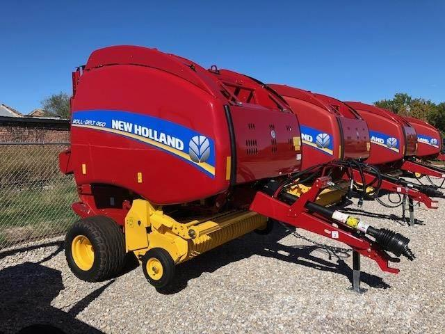 New Holland ROLL-BELT 460