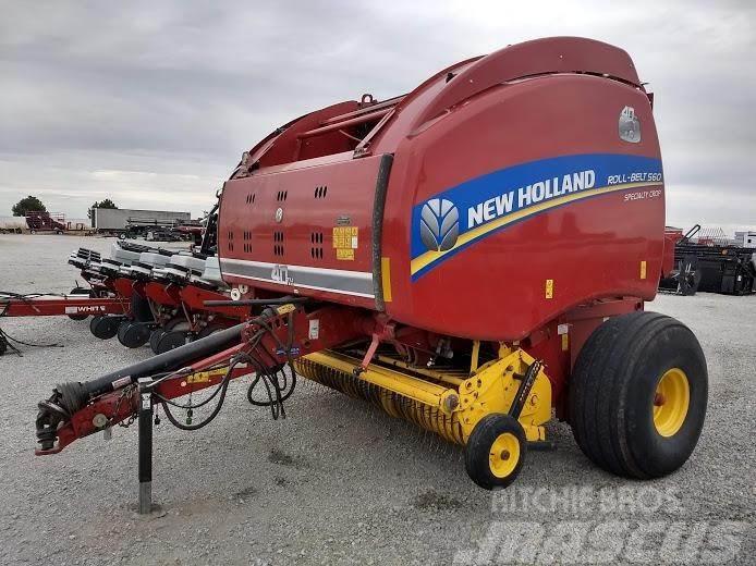 New Holland ROLL-BELT 560