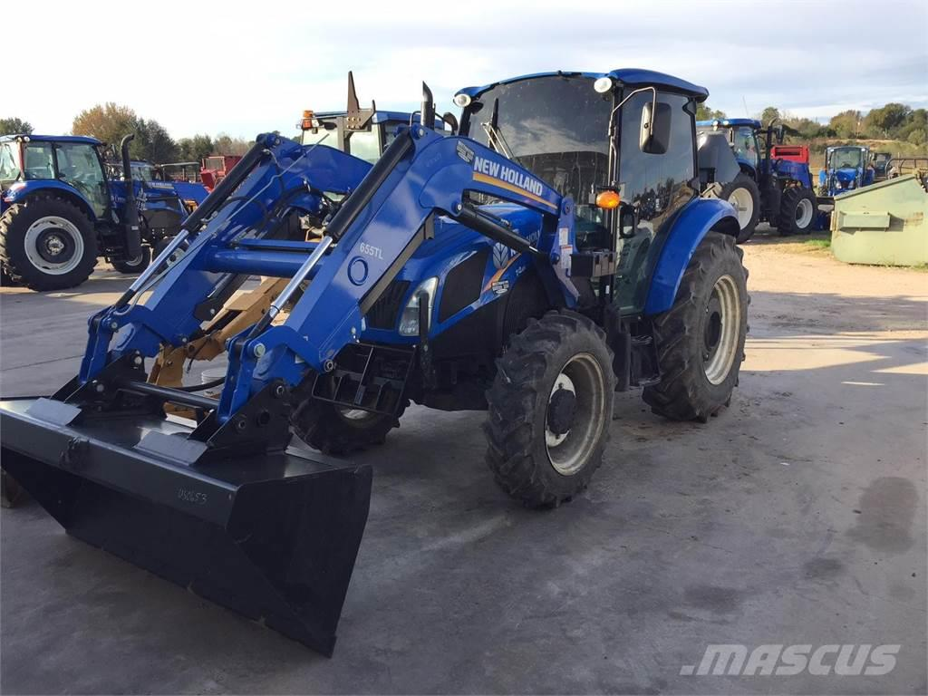 New Holland T4.65