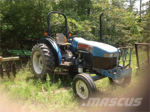 New Holland TN55