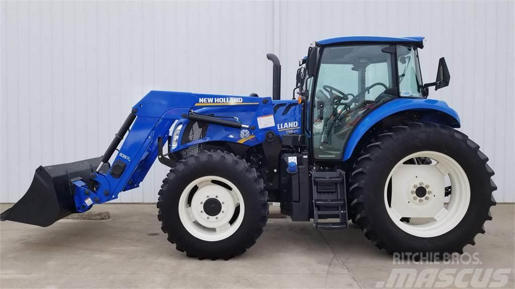 New Holland TS6.120