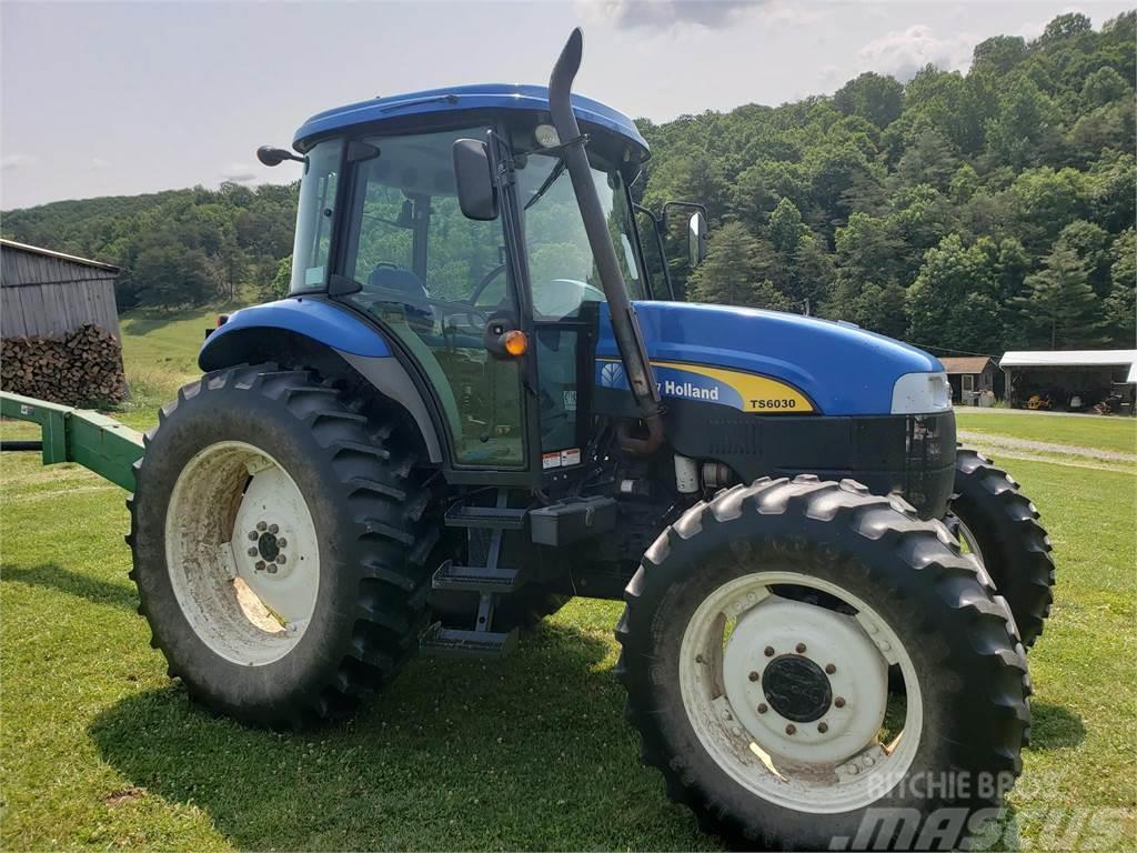 New Holland TS6030
