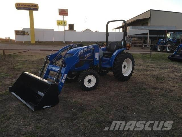 New Holland WORKMASTER 33
