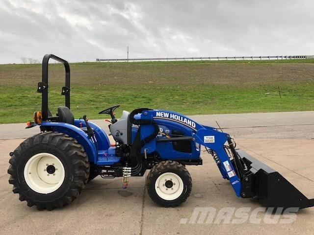 New Holland WORKMASTER 37