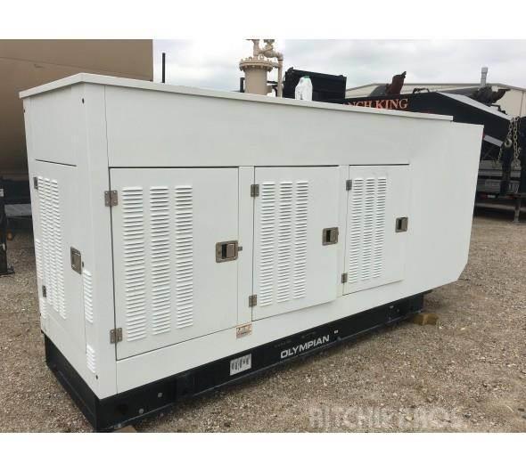 olympian 150 kw baujahr 2012 diesel generator gebraucht kaufen und verkaufen bei mascus. Black Bedroom Furniture Sets. Home Design Ideas
